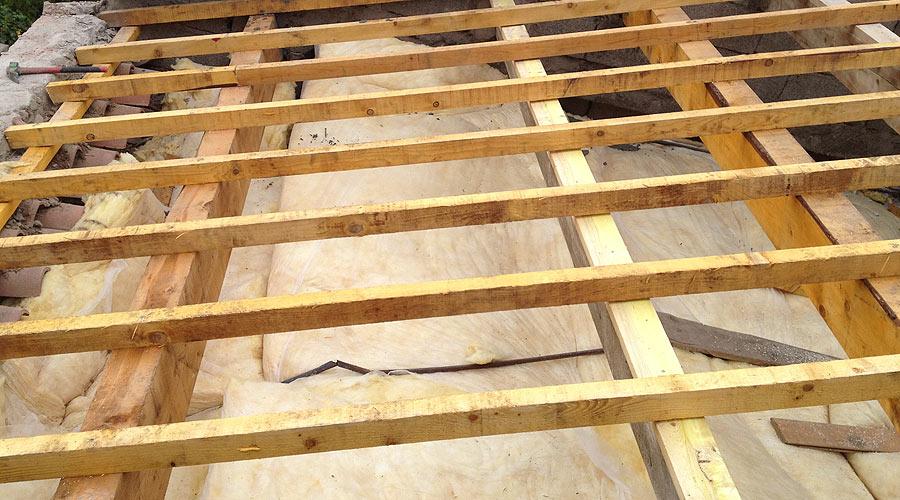 protec toiture dans le golfe de saint tropez isolation des combles perdus. Black Bedroom Furniture Sets. Home Design Ideas